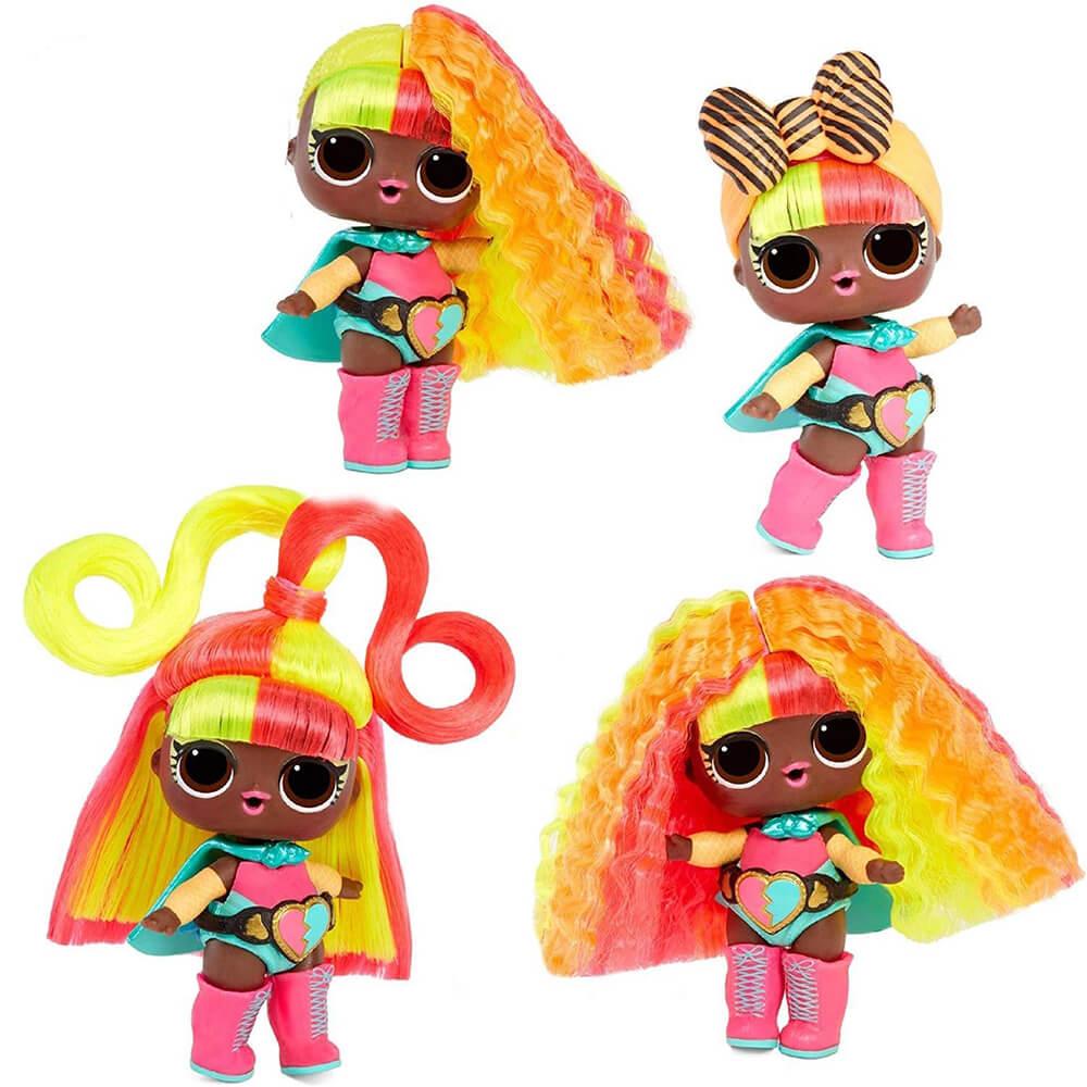 Кукла LOL Surprise Hairvibes (ЛОЛ Хеирвайбс) - 4